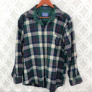 Pendleton Wool Long Sleeve Board Shirt